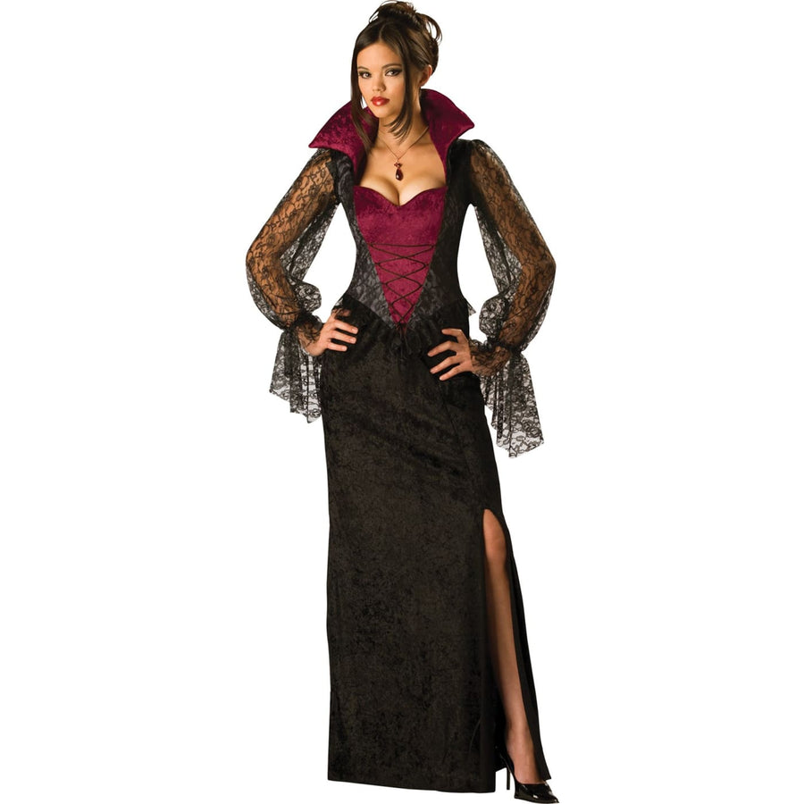 Vampiress Xl - adult halloween costumes female Halloween costumes Gothic &