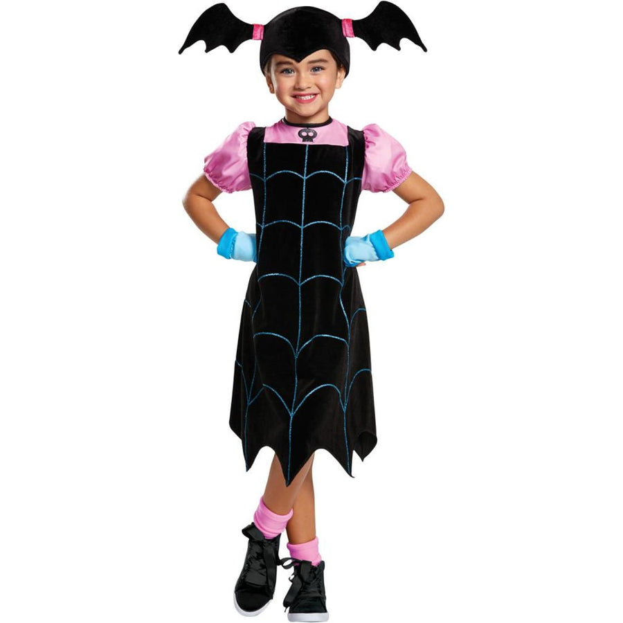 Vampirina Classic Girls Costume 4-6 - Girls Costumes Halloween costumes New