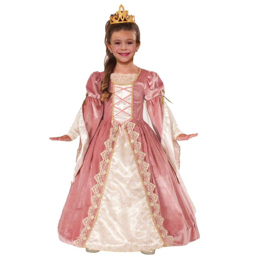 Victorian Rose Girls Costume Md - Girls Costumes Halloween costumes New Costume