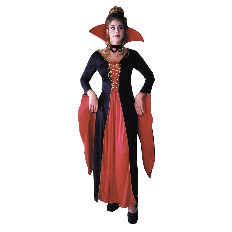 Victorian Vampiress Sm Or Md - adult halloween costumes female Halloween