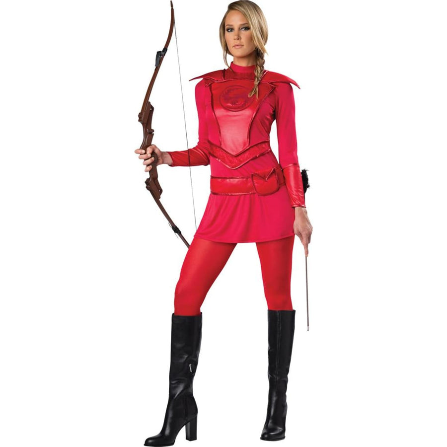 Warrior Huntress Adult Costume Small - adult halloween costumes female Halloween