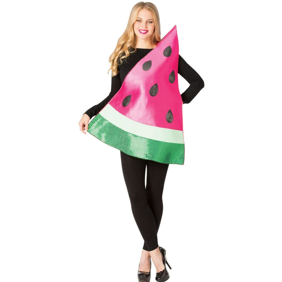 Watermelon Slice Womens Costume - adult halloween costumes Halloween Costumes