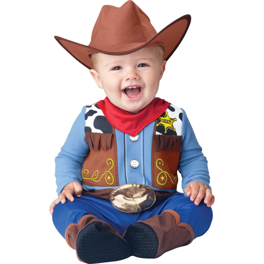 Wee Wrangler Toddler Costume 18 Months-4T - Halloween costumes Toddler Costumes