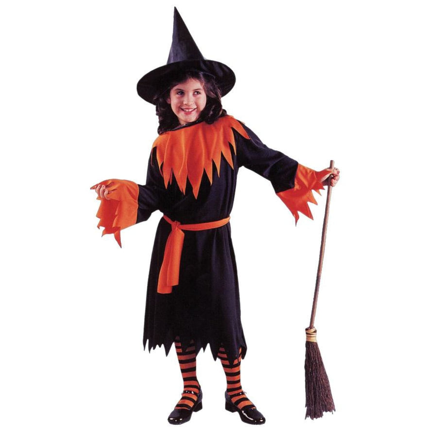 Wendy The Witch Child Lg - Girls Costumes girls Halloween costume Halloween