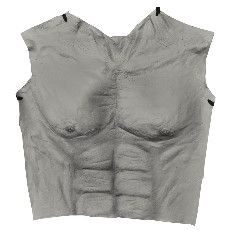 Werewolf Chest Grey - Halloween costumes Hands Feet & Chest