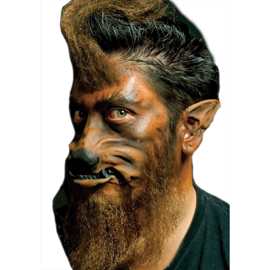Werewolf Ears Woochie Prosthetic - Animal & Insect Costume Costume Makeup