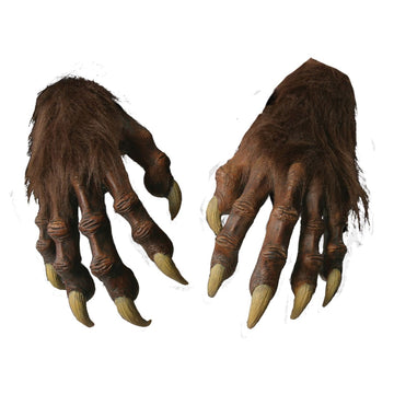 Werewolf Hands - Hands Feet & Chest