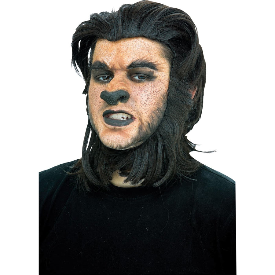 Werewolf Nose - Animal & Insect Costume Costume Makeup Halloween costumes