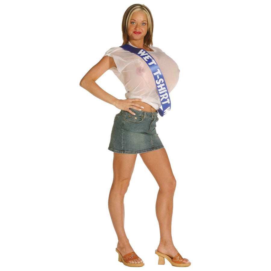 Wet T Shirt Costume - adult halloween costumes female Halloween costumes Funny