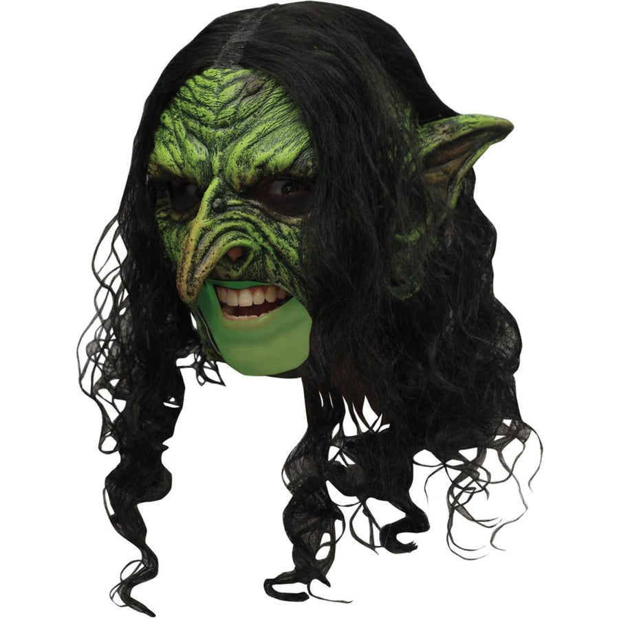 Wicked Chinless Deluxe Costume Mask - Costume Masks Halloween costumes Halloween