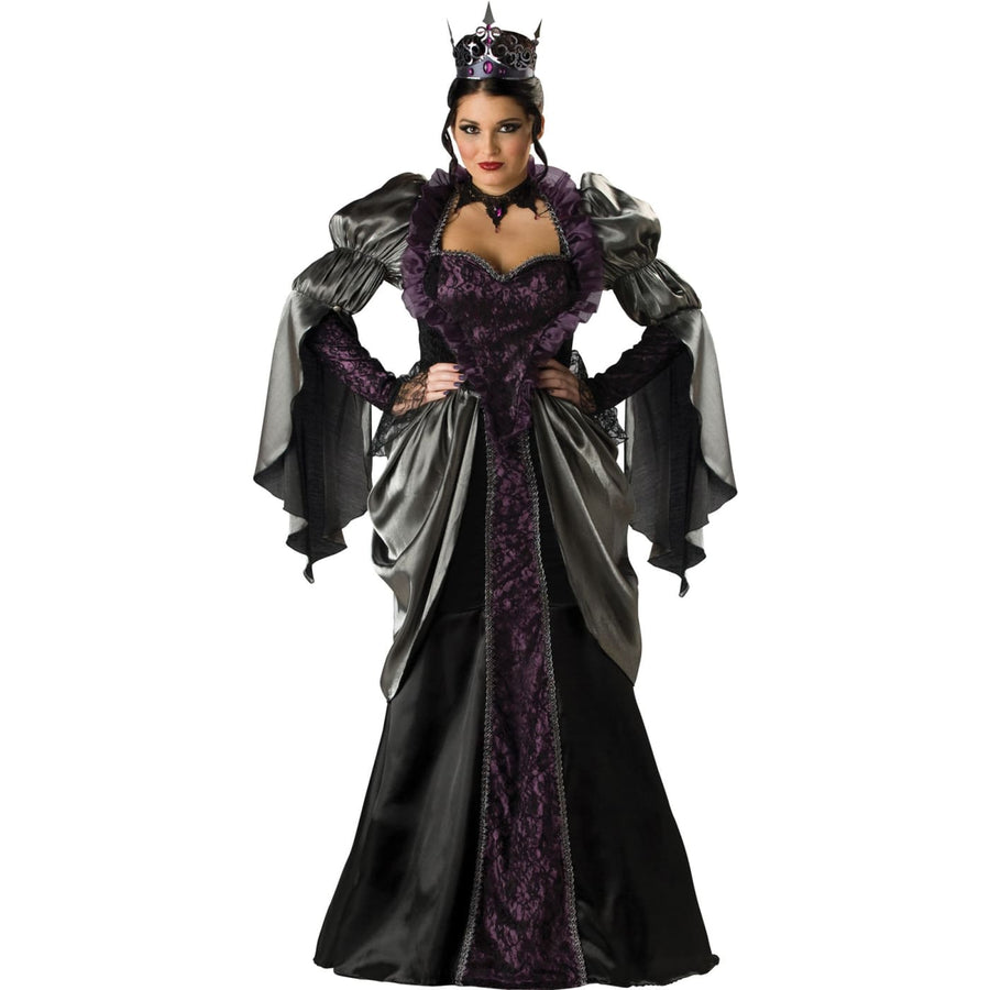 Wicked Queen 3X - adult halloween costumes female Halloween costumes Halloween