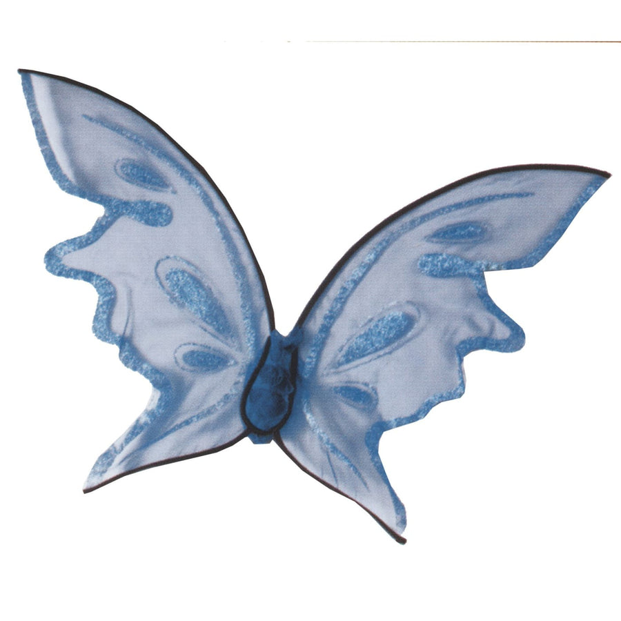 Wings Butterfly Blue Hot Color - Angel & Fairy Costume Halloween costumes