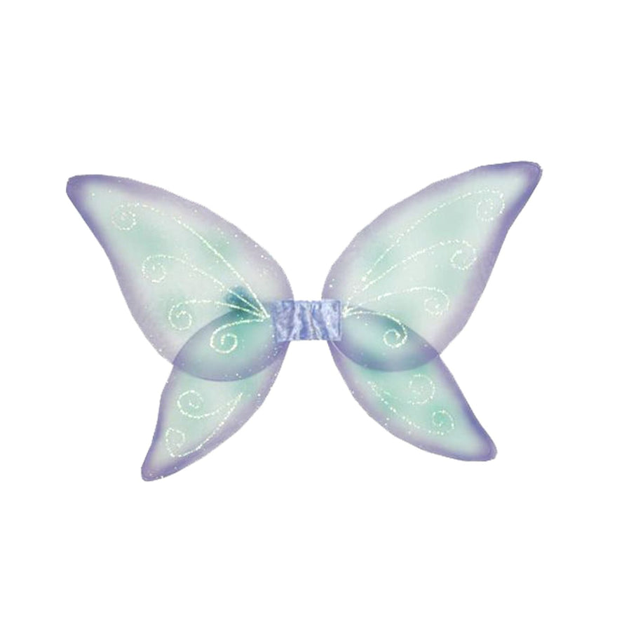 Wings Child Fairy Blue Green - Angel & Fairy Costume Halloween costumes Holiday