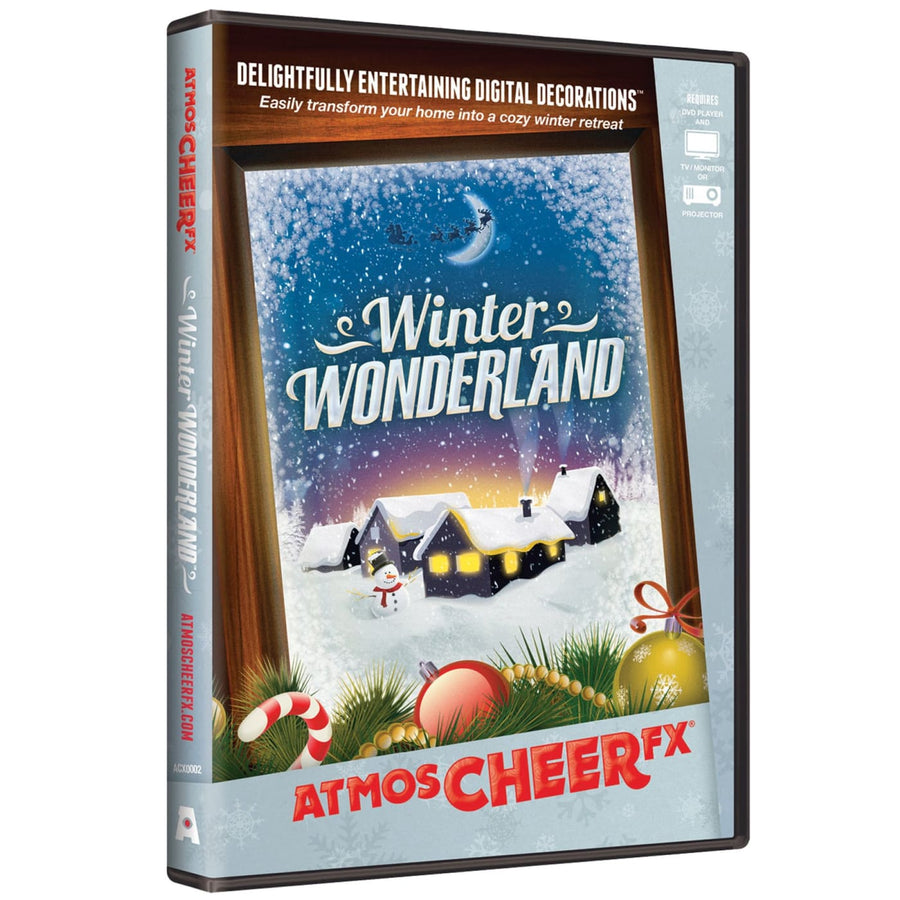 Winter Atmoscheerfx DVD - Halloween costumes Videos Books & Audio
