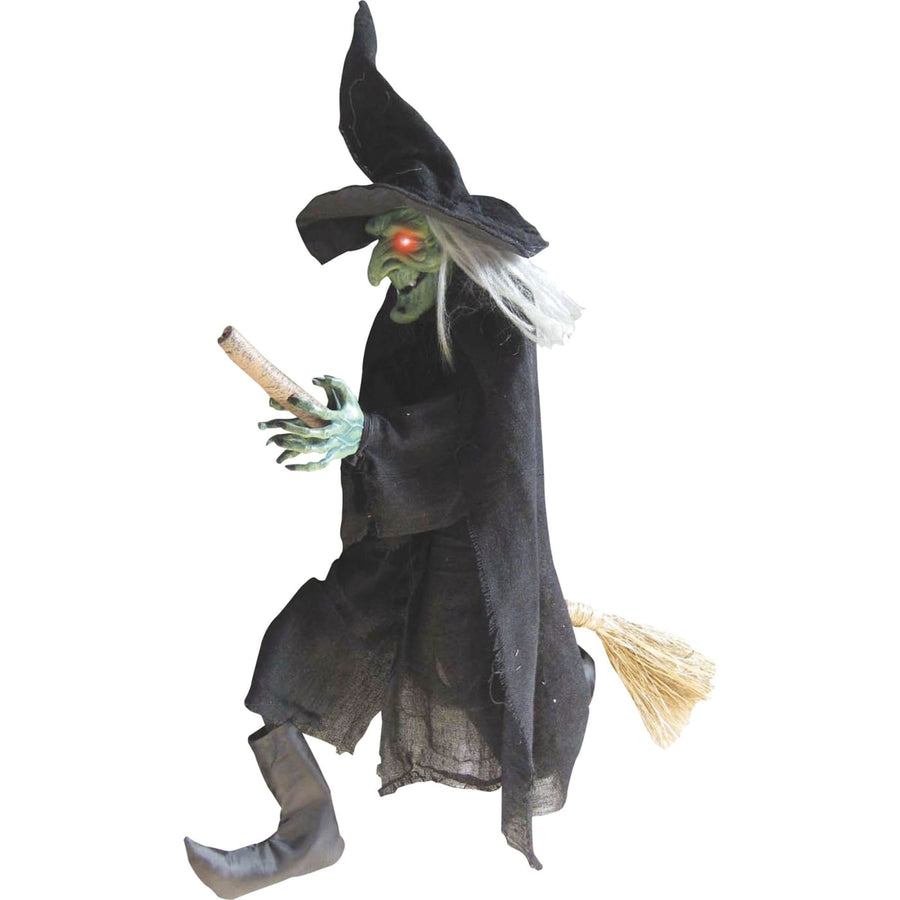Witch Hanging On A Broom - Halloween costumes witch costume Witch Hanging On A