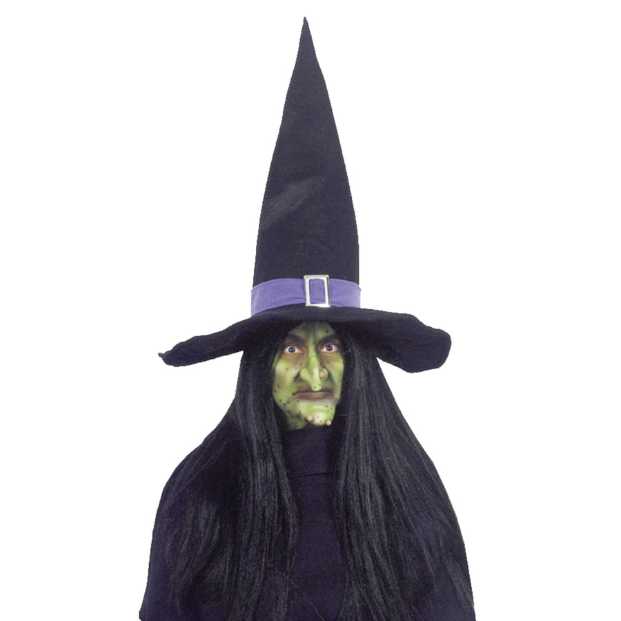 Witch Hat Giant - Halloween costumes Hats Tiaras & Headgear Witch & Wizard