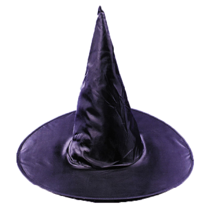 Witch Hat Taffeta - Halloween costumes Hats Tiaras & Headgear Witch & Wizard