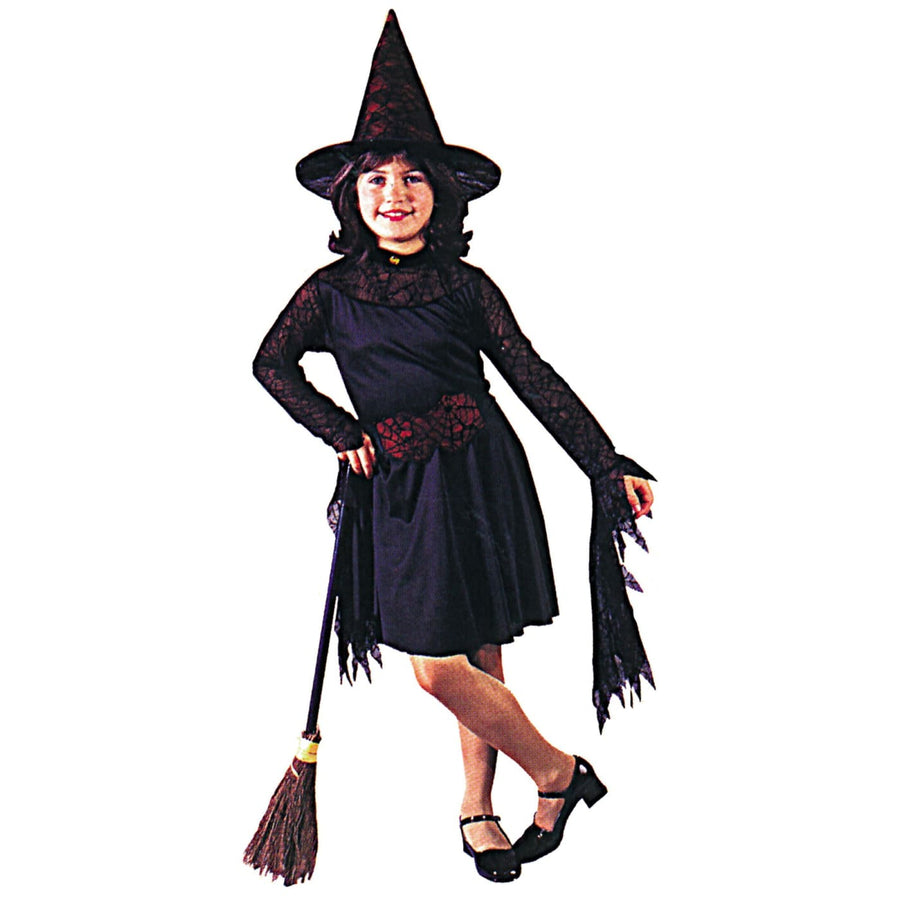 Witch Of The Web Child Md - Child Md Girls Costumes girls Halloween costume