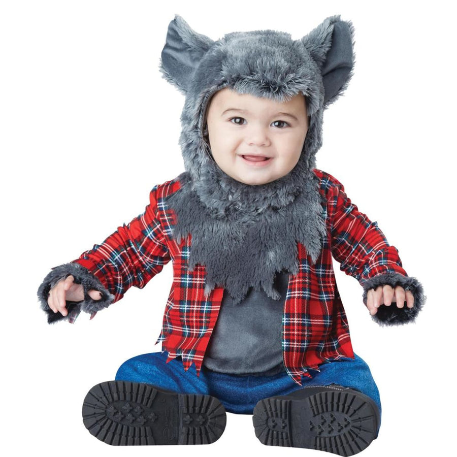 Wittle Werewolf Toddler Costume 18-24 Months - Halloween costumes Toddler