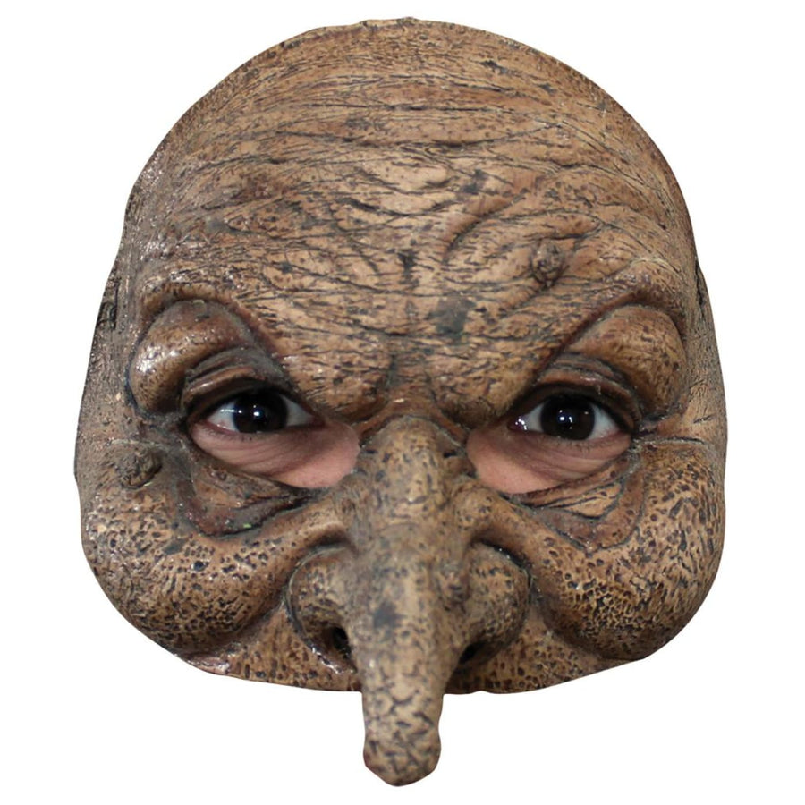 Wizard Latex Half Costume Mask - Costume Masks Halloween costumes Halloween Mask