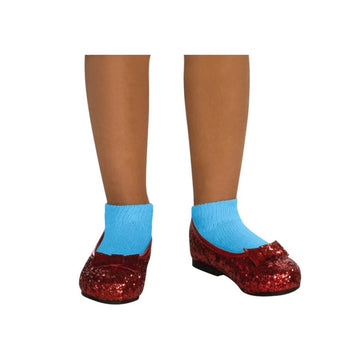 Wizard Of Oz Ruby Child Costume Slippers - Halloween costumes Shoes & Boots