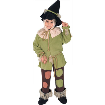 Wizard Of Oz Scarecrow Toddler Costume 2T-4T - Halloween costumes Holiday