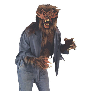 Wolf Gloves - Animal & Insect Costume Halloween costumes Hands Feet & Chest