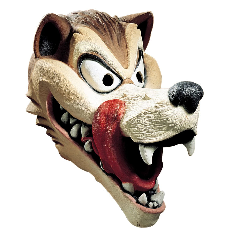 Wolf Hungry Mask - Animal & Insect Costume Costume Masks Halloween Mask rubber