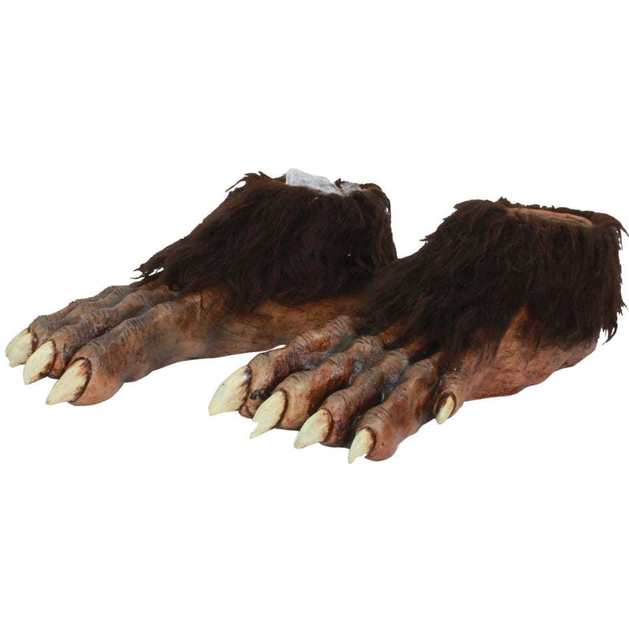 Wolf Latex Feet Deluxe - Ghoul Skeleton & Zombie Costume Halloween costumes