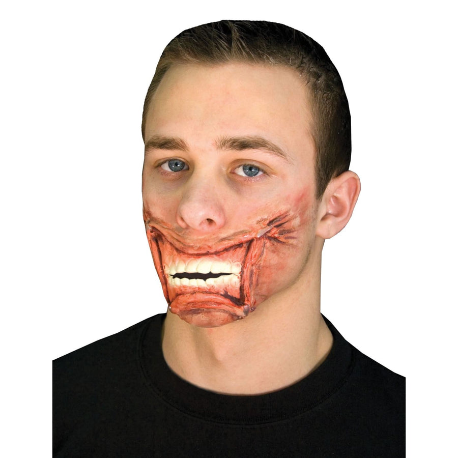 Woochie Stapled Mouth - Costume Makeup Halloween costumes Halloween makeup