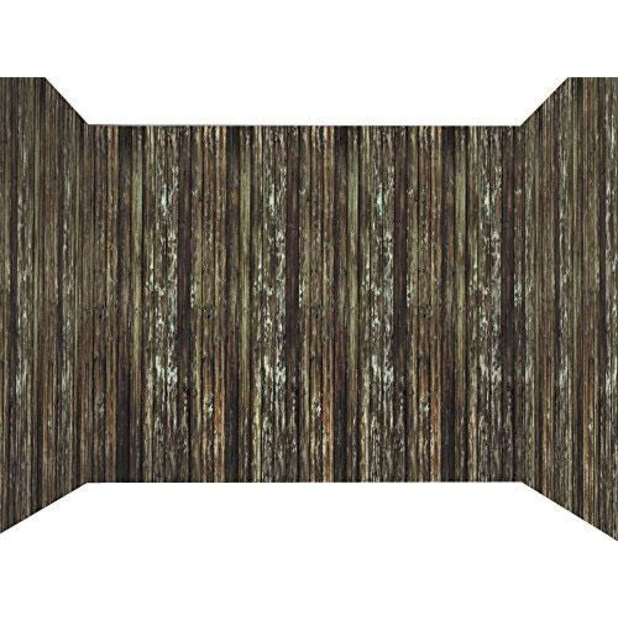 Wood Wall 100Ft - New Costume