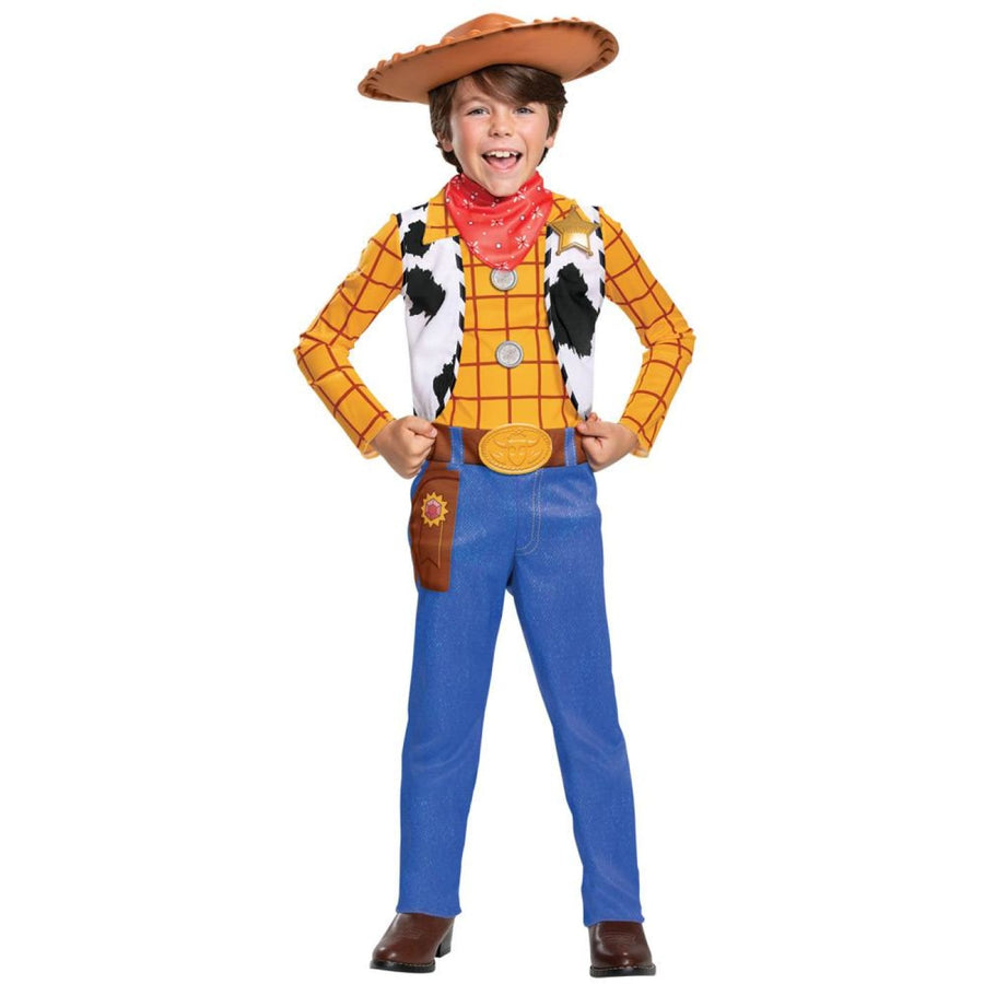 Woody Classic Toddler Costume 3T-4T - New Costume Toddler Costumes