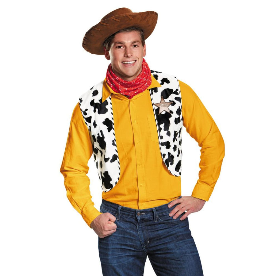 Woody Deluxe Adult Costume Accessory Kit - adult halloween costumes halloween