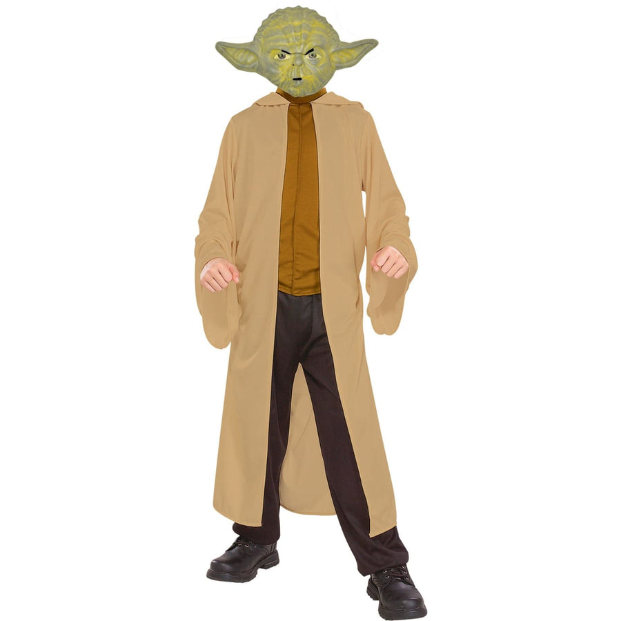 Yoda Boys Costume Lg 12-14 - Boys Costumes boys Halloween costume Halloween