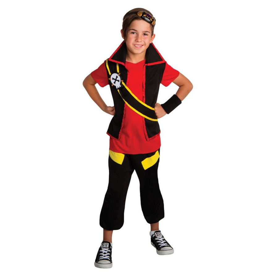 Zak Storm Classic Boys Costume Md - Boys Costumes Halloween costumes New Costume