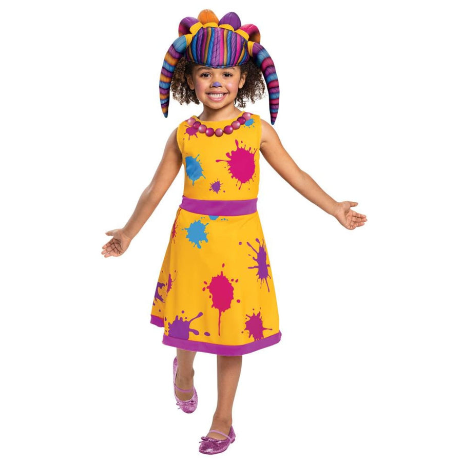 Zoe Walker Classic Toddler Costume 3T-4T - New Costume Toddler Costumes