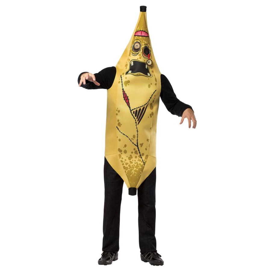 Zombie Banana Adult Costume - adult halloween costumes halloween costumes Mens