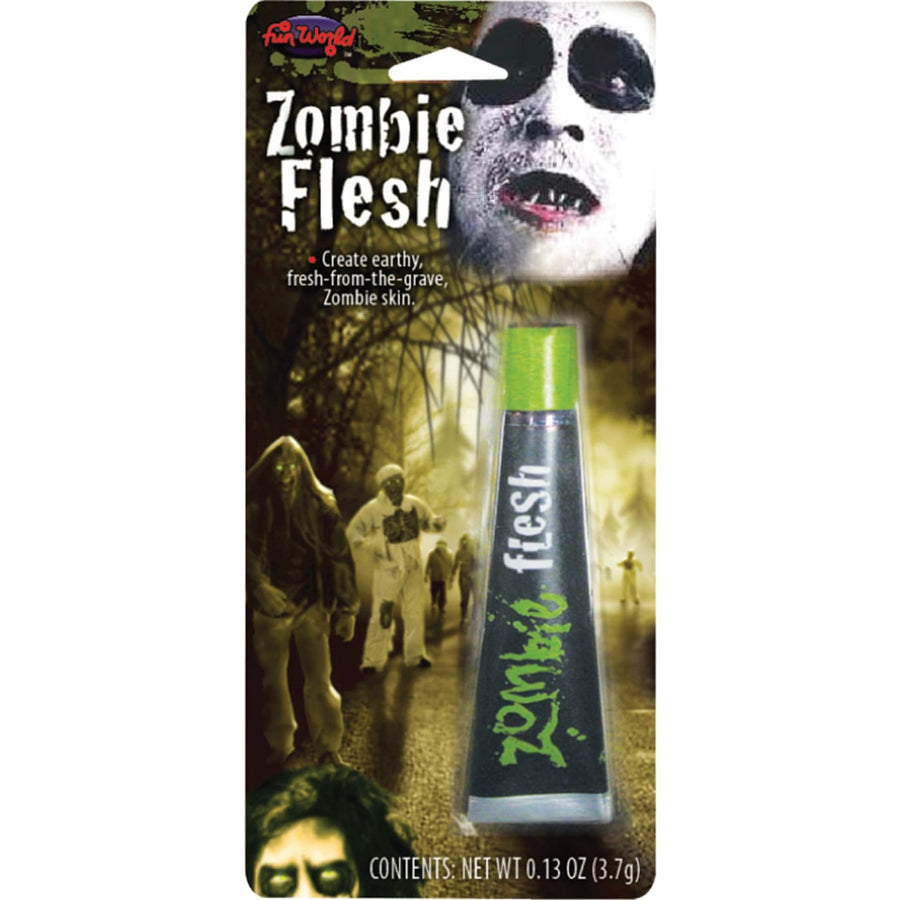 Zombie Flesh Bl Cd - Costume Makeup Ghoul Skeleton & Zombie Costume Halloween