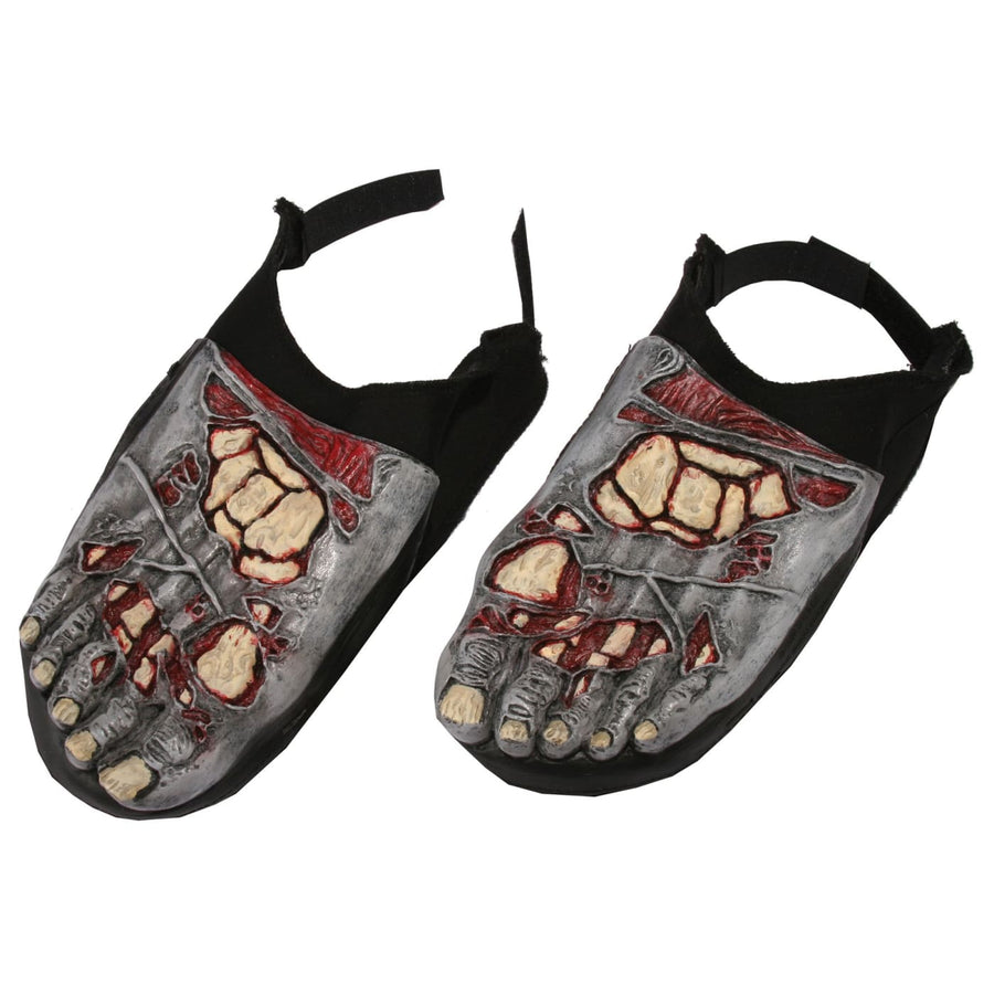 Zombie Foot Covers - Ghoul Skeleton & Zombie Costume Halloween costumes Hands
