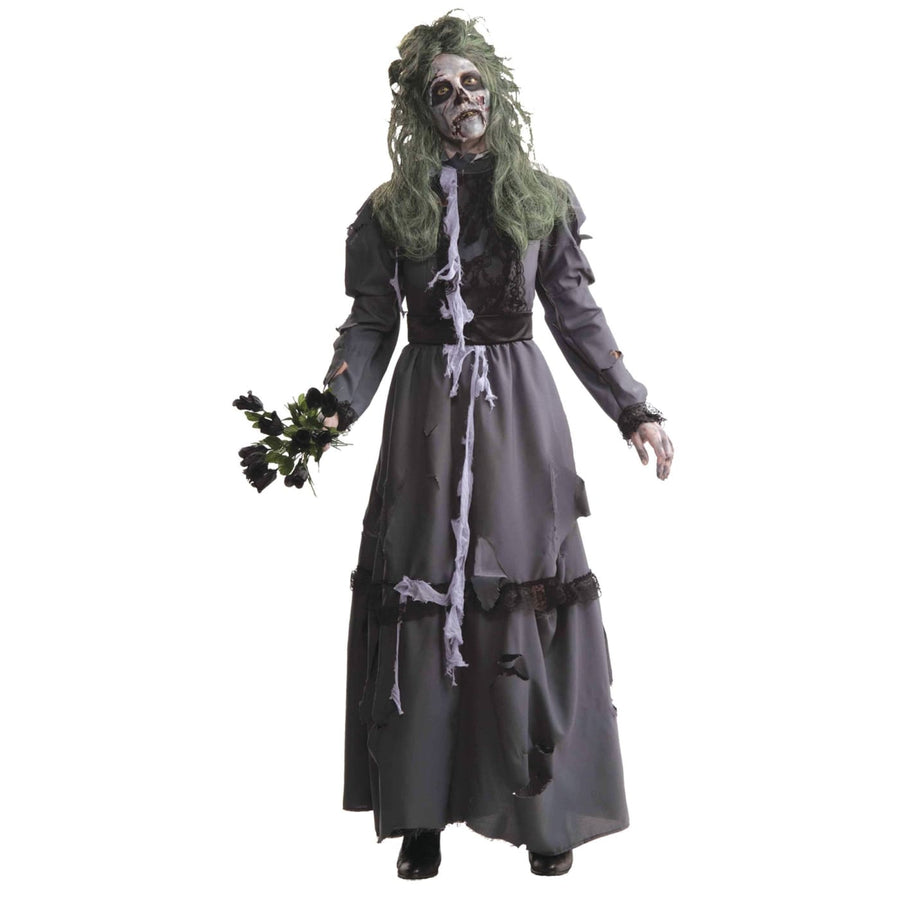 Zombie Lady - Costume Makeup Ghoul Skeleton & Zombie Costume Halloween costumes