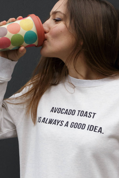 Avocado Toast • Sweatshirt