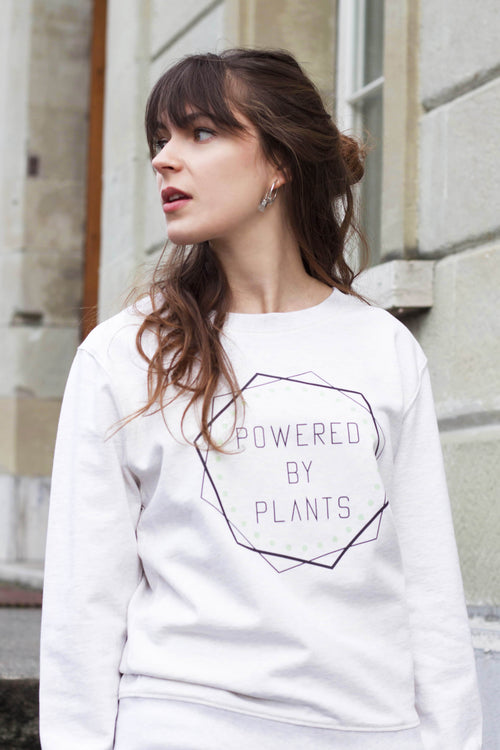 Powered By Plants • Sweatshirt
