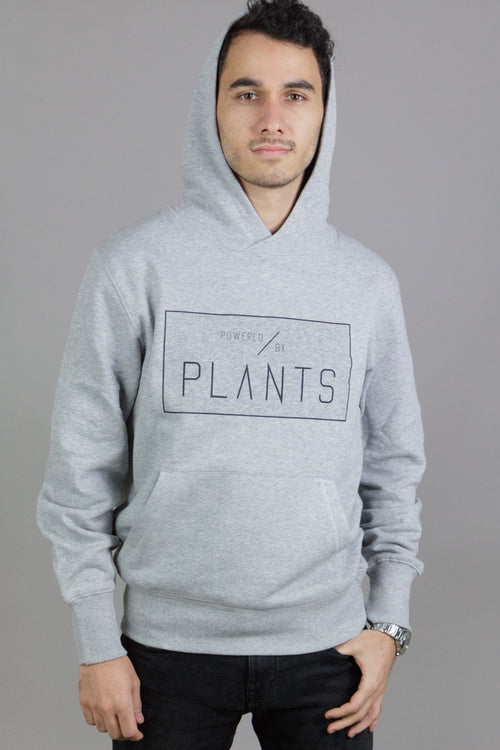 Powered By Plants 2 • Hoodie Unisex