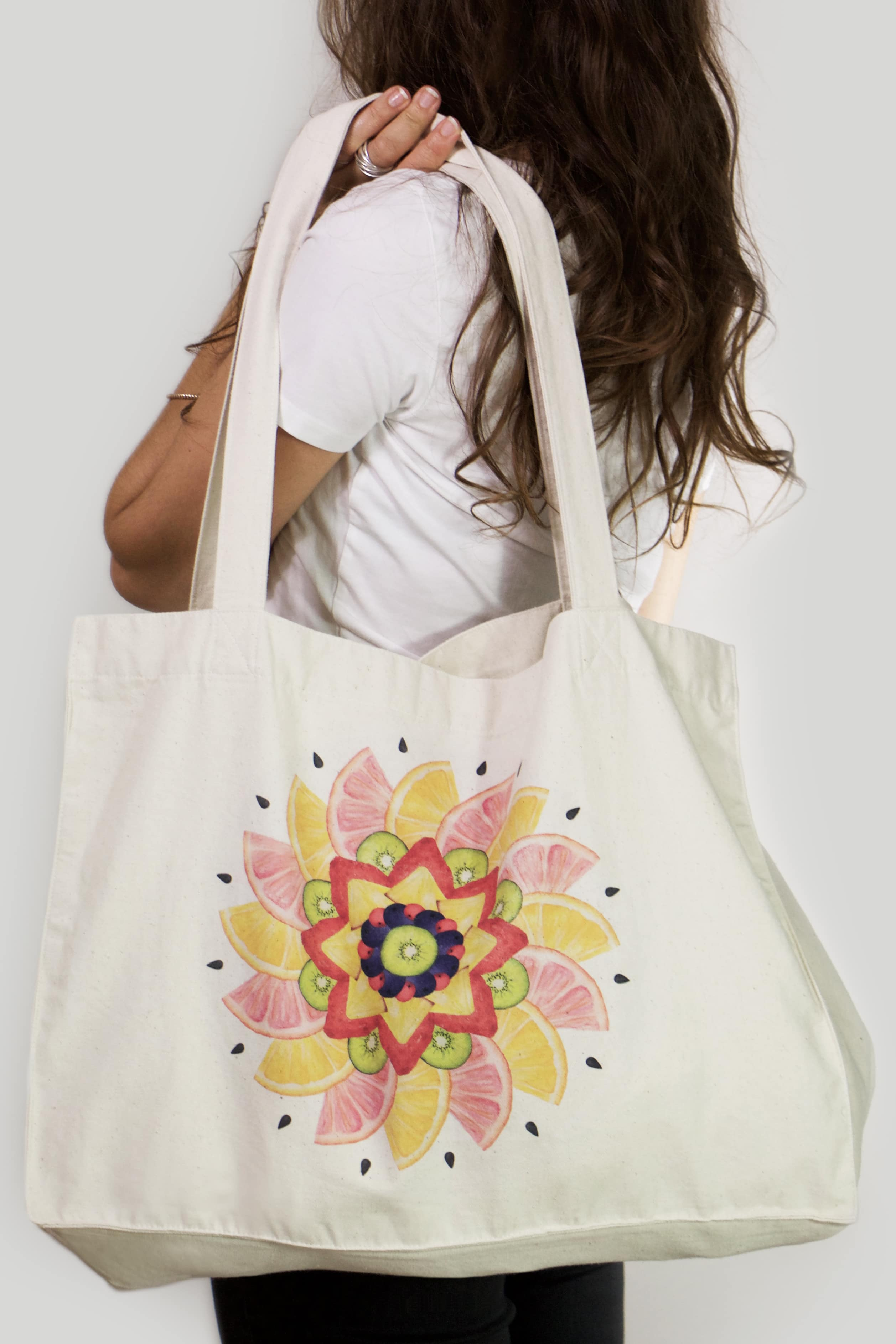 Mandala II • Shopping Bag