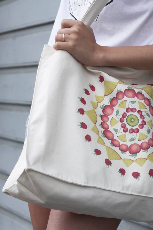 Mandala I • Shopping Bag