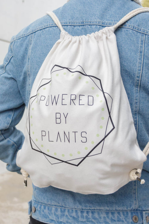 Powered by Plants • Gym Bag