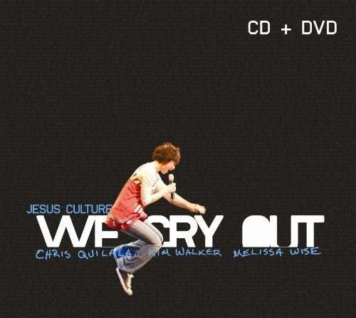 We Cry Out CD/DVD