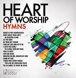 Heart of Worship: Hymns - KI Gifts Christian Supplies