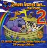 Jesus Loves Me This I Know Vol 2 - KI Gifts Christian Supplies