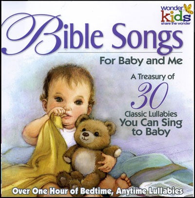 Bible Songs For Baby And Me - KI Gifts Christian Supplies